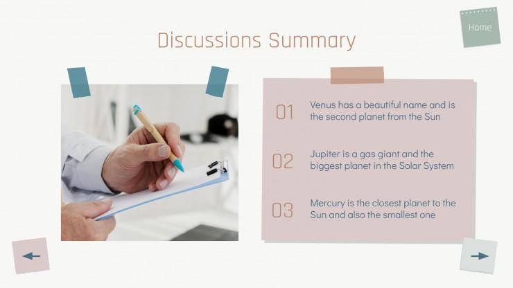 Notes interactives pour les cas cliniques : Modèles de présentation