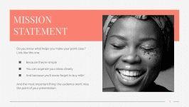 Photography Portfolio presentation template