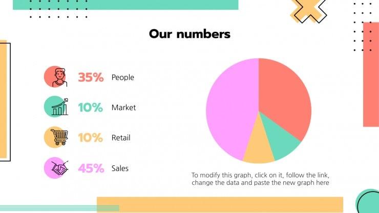 Modelo de apresentação Perfil da empresa Moona