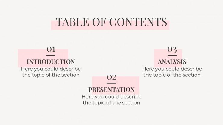 Giany presentation template