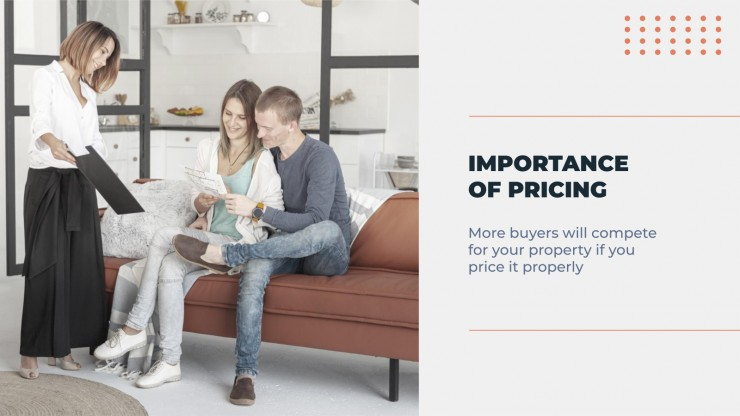 Vendre votre propriété : Modèles de présentation