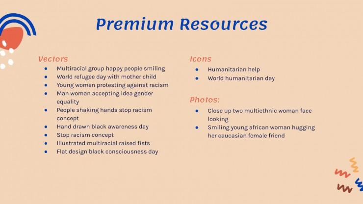 Non Profit Company Marketing Plan presentation template
