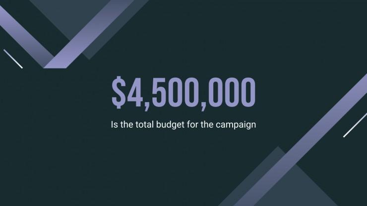 Official Protocol Campaign presentation template