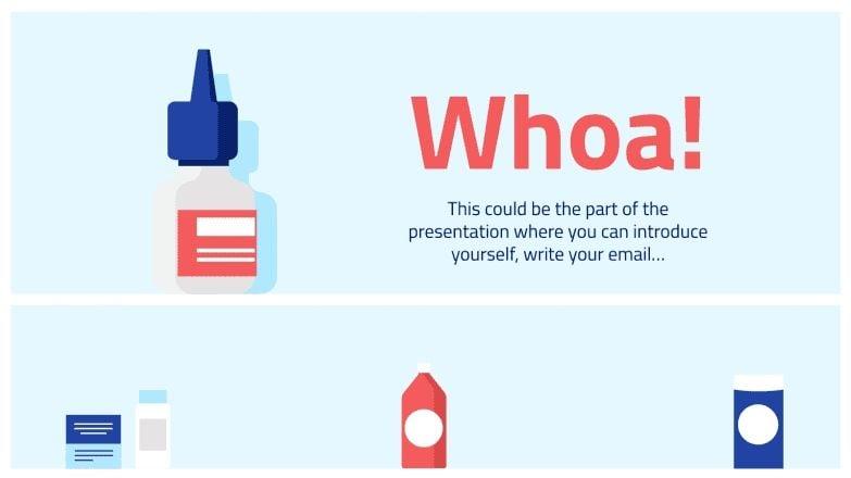 Pharmacopeia presentation template