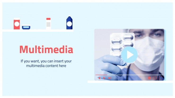 Pharmacopeia presentation template