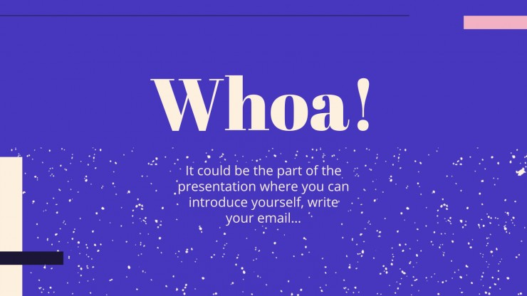 Library Week presentation template