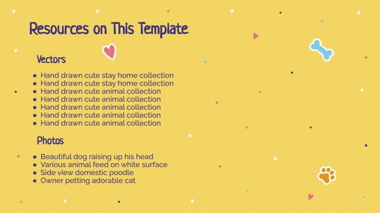 Newsletter sur l'appréciation des animaux : Modèles de présentation