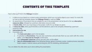 Pedagogical Education presentation template