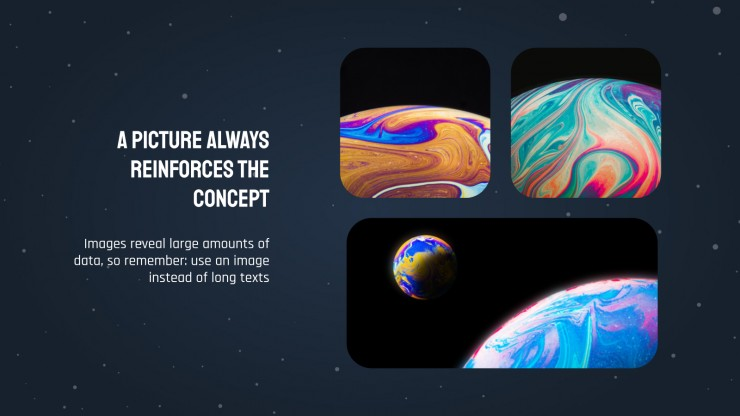 Modelo de apresentação Aula sobre o sistema solar