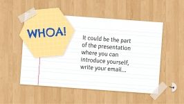 Distance Learning presentation template