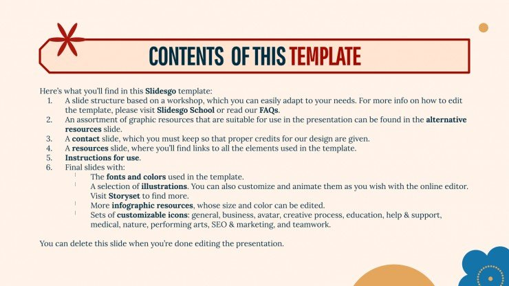 Japanese Manners Workshop presentation template