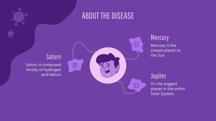 Coronavirus Disease presentation template