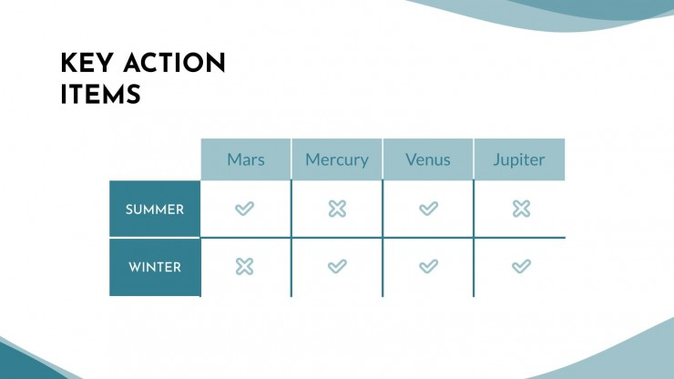 Hotel Marketing Plan presentation template