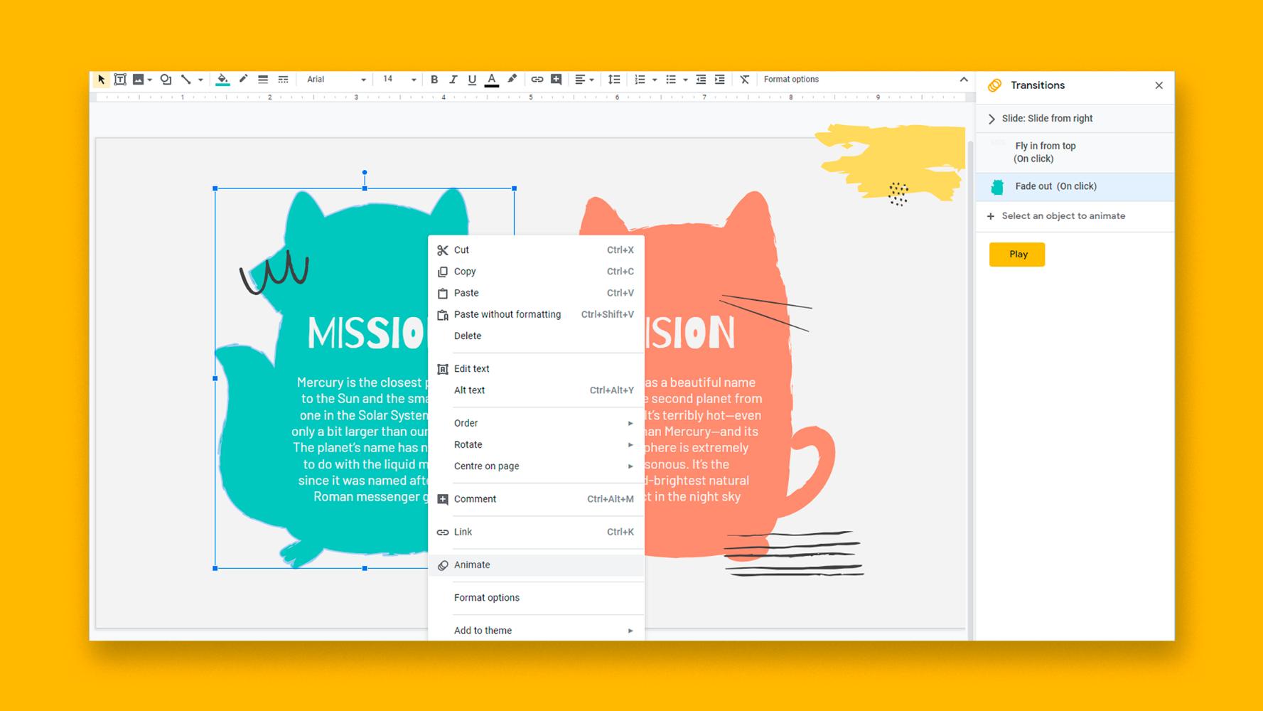 How to Add Animations and Transitions in Google Slides | Schnelle Tipps & Tutorials für deine Präsentationen