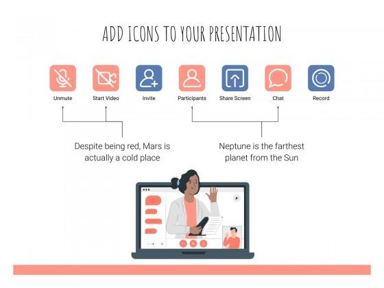 Modelo de apresentação Ferramentas para reuniões