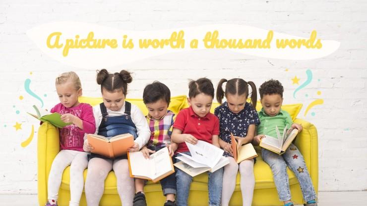 Journée internationale du livre pour enfants : Modèles de présentation