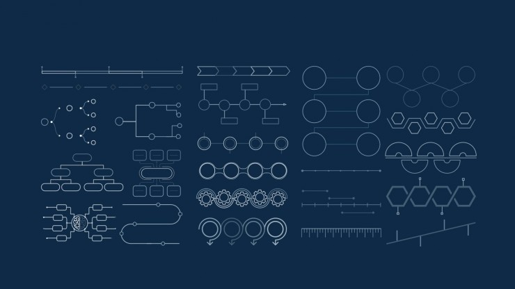 Atelier sur la dentelle : Modèles de présentation