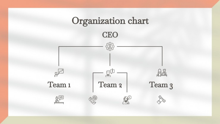 Modelo de apresentação Agenda de negócios do dia-a-dia