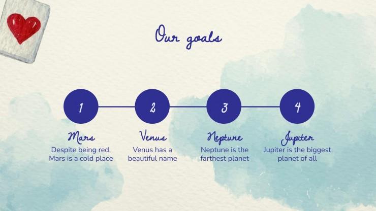Maternelle Alice au pays des rêves : Modèles de présentation