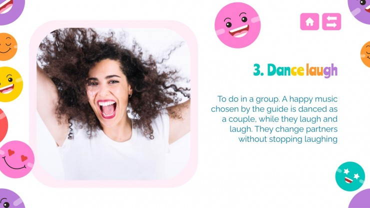 Journée internationale du moment de rire : Modèles de présentation