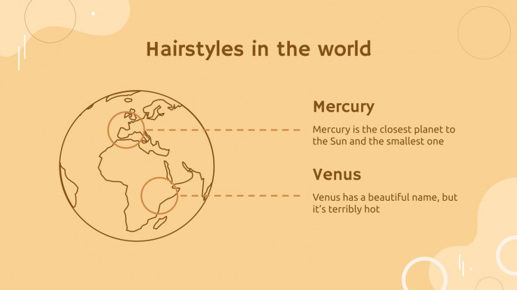 Hairstyle Appreciation Day presentation template