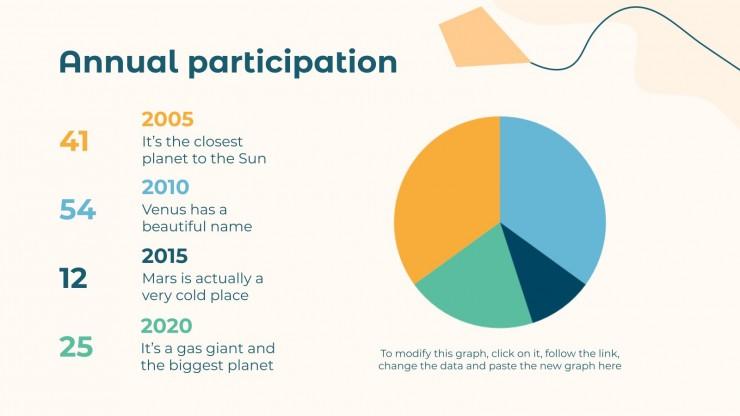 National Kite Month presentation template