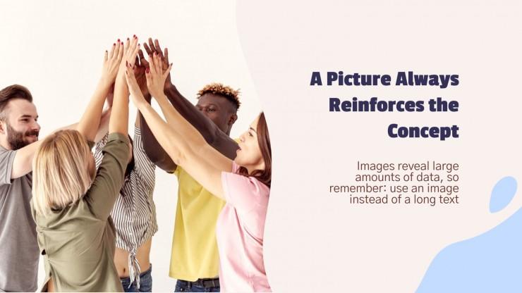 Plantilla de presentación Día de la Reconciliación en EE. UU.