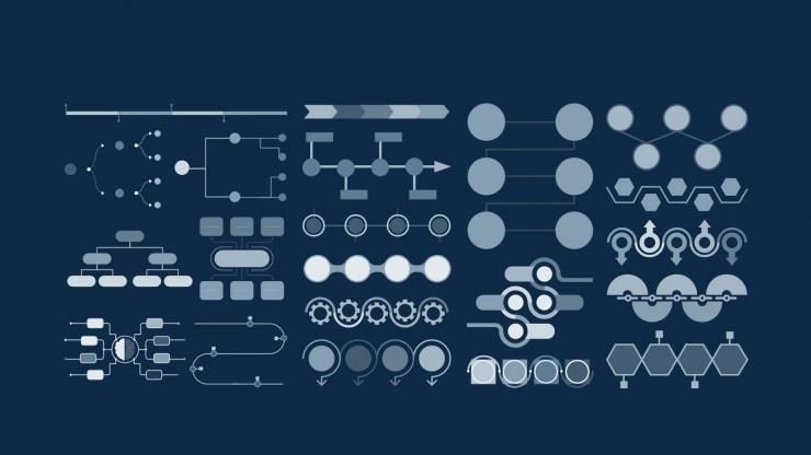 Plantilla de presentación Geniales diapositivas digitales de la mañana