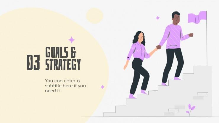 Reach as High as You Can presentation template