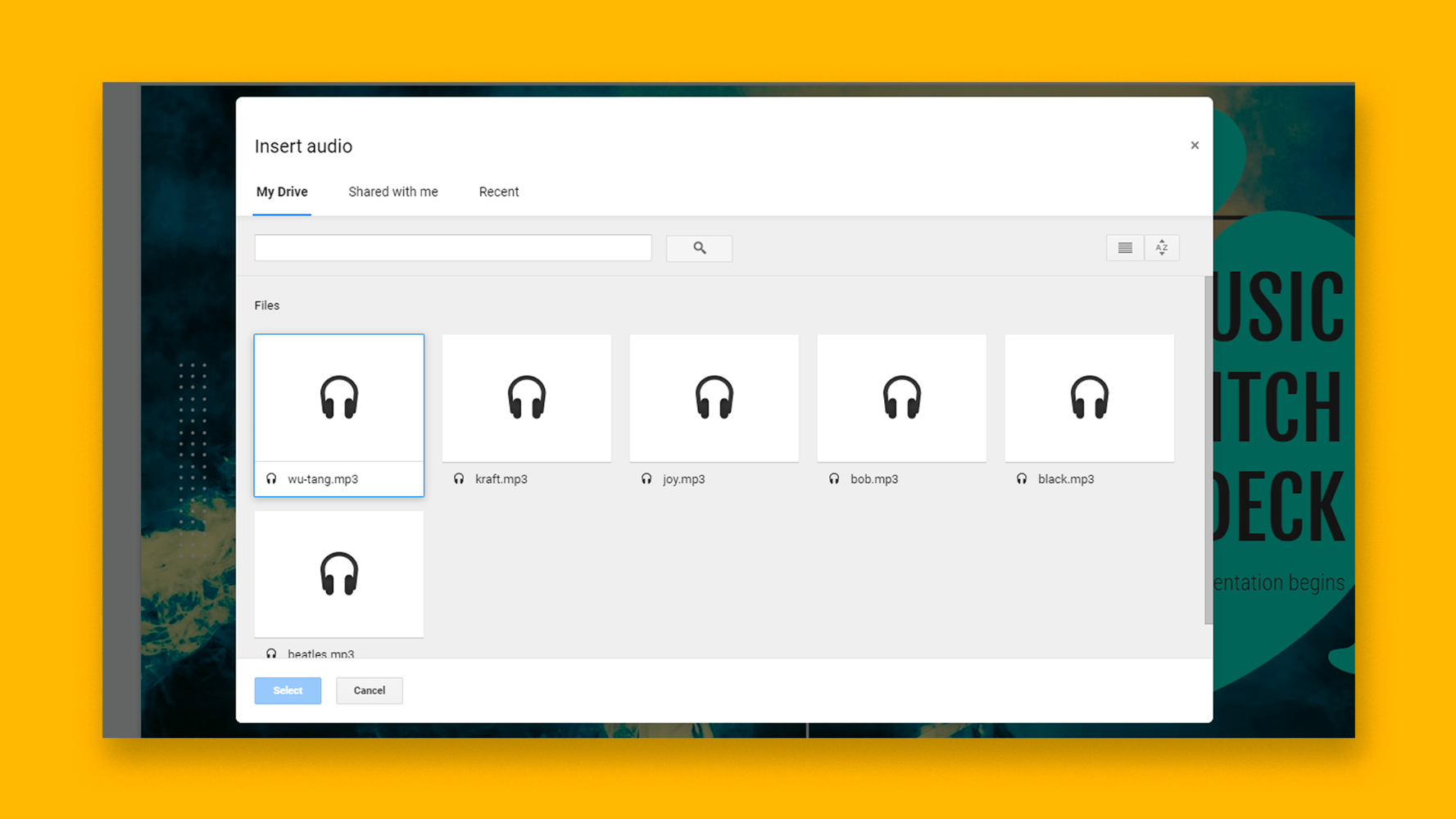 How to Add and Edit Audio or Music in Google Slides | Quick Tips & Tutorial for your presentations