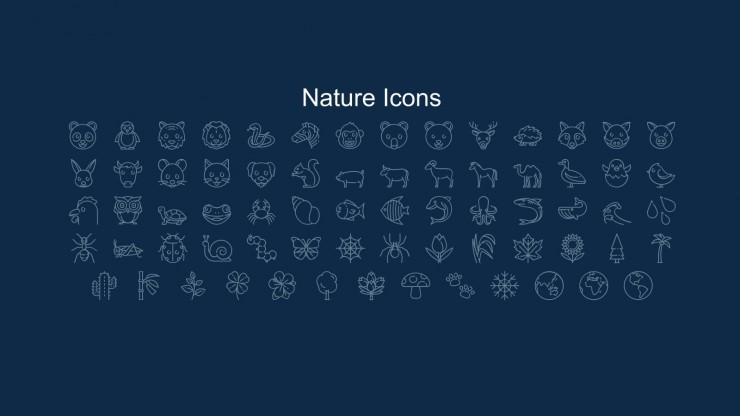 Les Sciences Appliquées - Centre Botanique presentation template