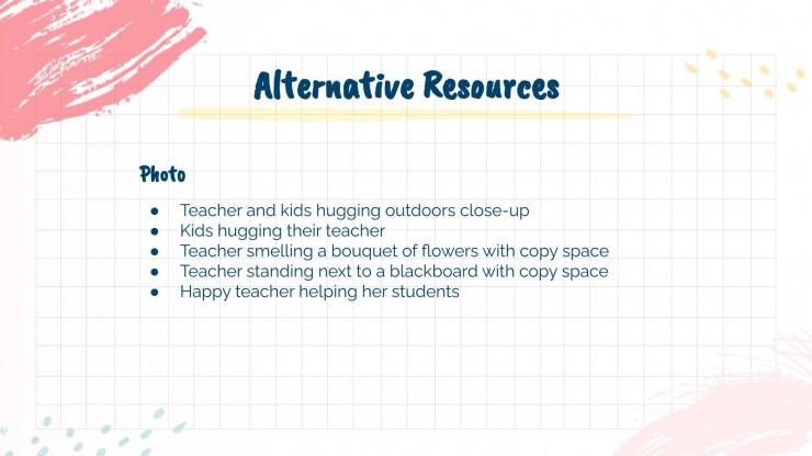 Handa Notebook Thesis presentation template