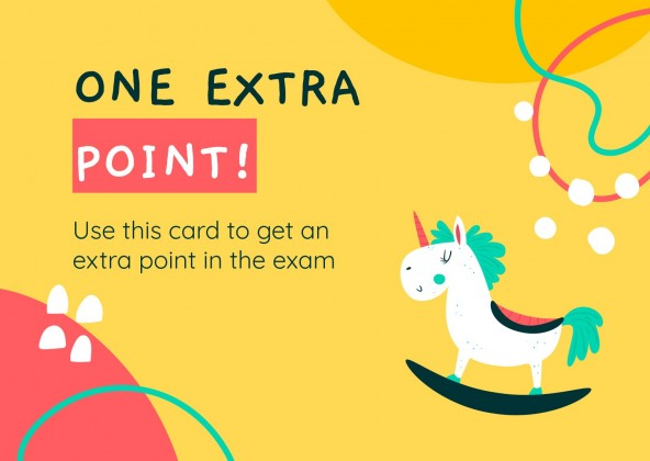 Classroom Gamification Cards! presentation template