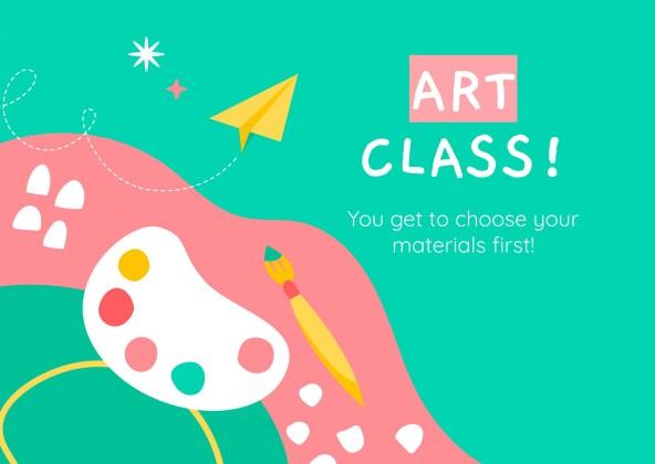 Plantilla de presentación Tarjetas de gamificación para el aula