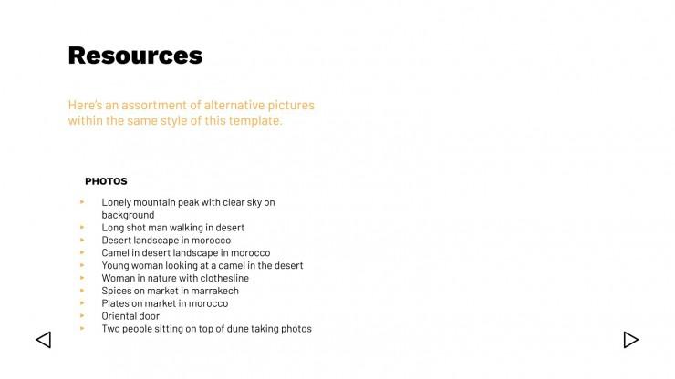 Pitch deck général : Modèles de présentation