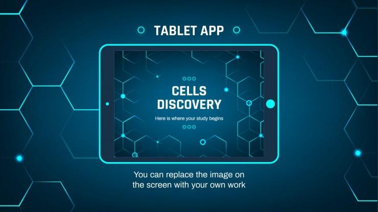 Découverte de cellules : Modèles de présentation