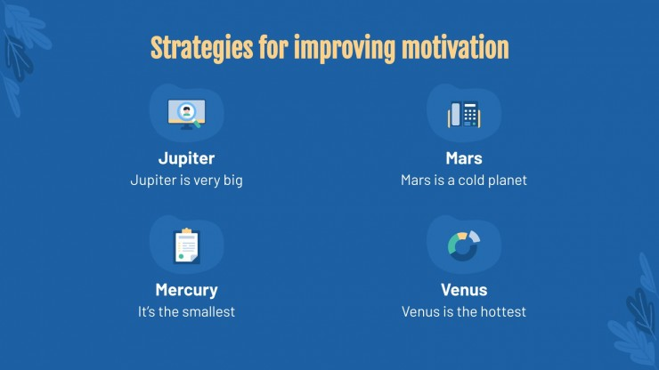 Reward Your Employees Business Plan presentation template