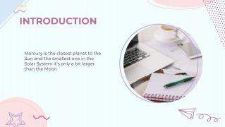 Pedagogy Thesis presentation template