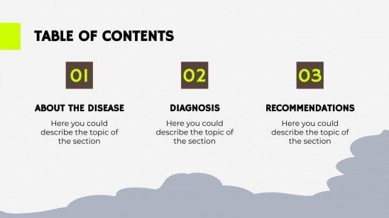 Environment Pollution Diseases presentation template