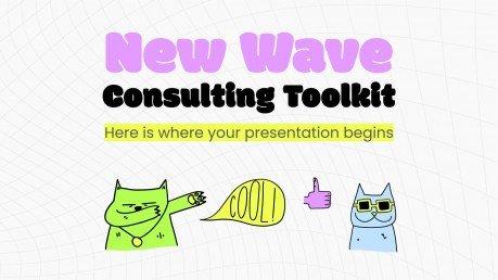 Kit de consulting nouvelle vague : Modèles de présentation