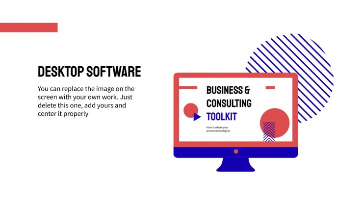 Business & Consulting Toolkit presentation template