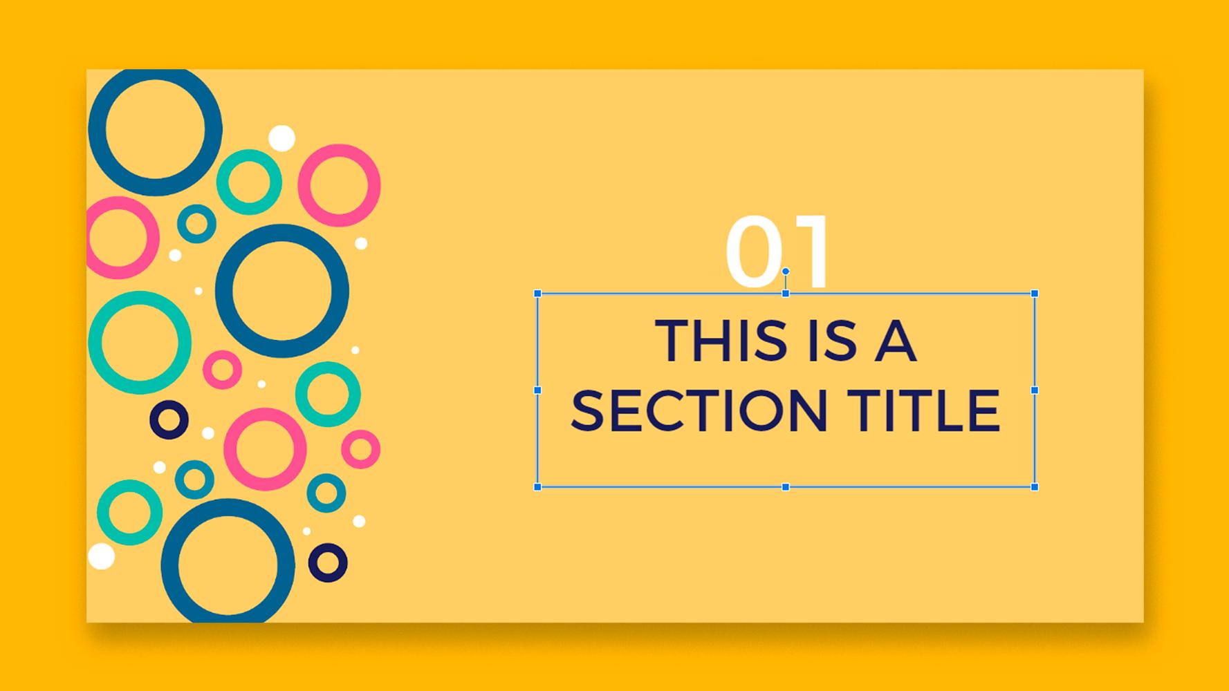Como adicionar, copiar e excluir caixas de texto no Google Slides | Tutoriais e Dicas de apresentação