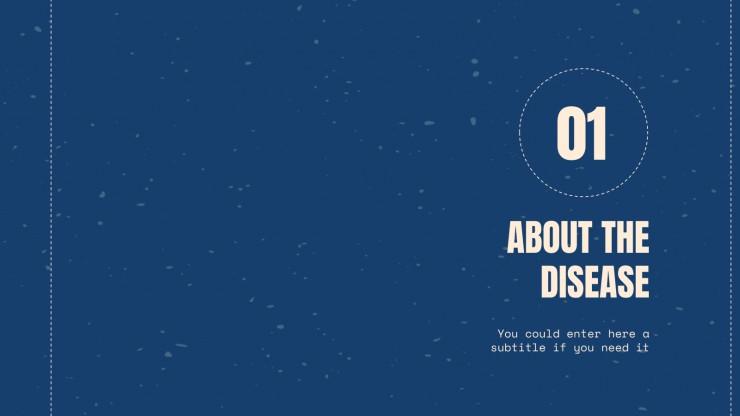 Vintage Disease presentation template