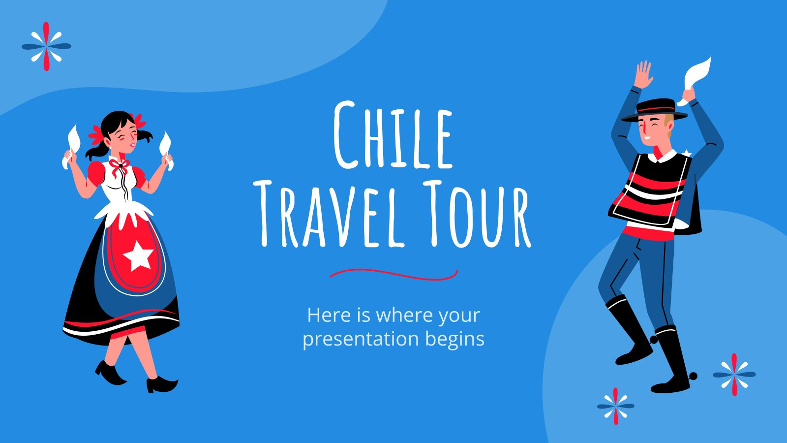 Chile Travel Tour presentation template