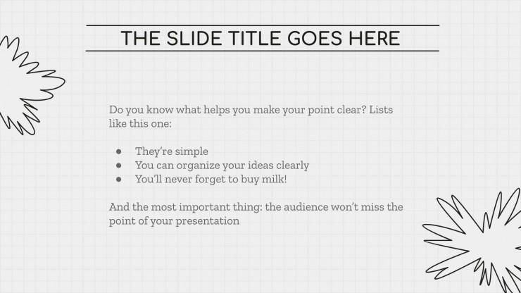 National Honesty Day presentation template