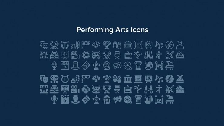 Mémoire sur l'art : Modèles de présentation