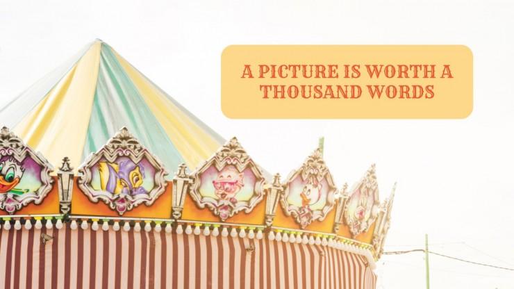 Arrière-plan de cirque : Modèles de présentation