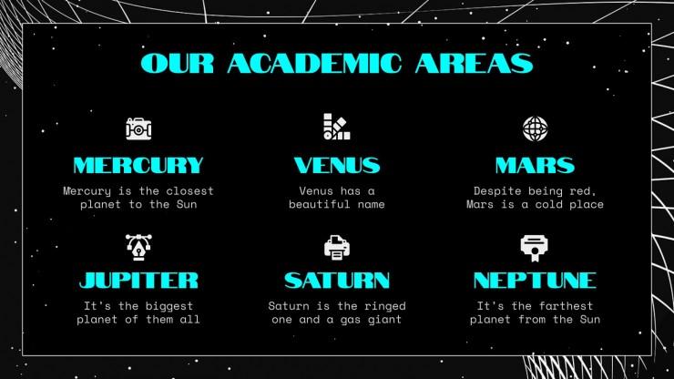 Brave New World Code Academy presentation template