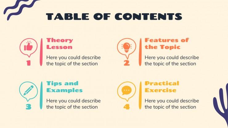 Idioms Workshop presentation template