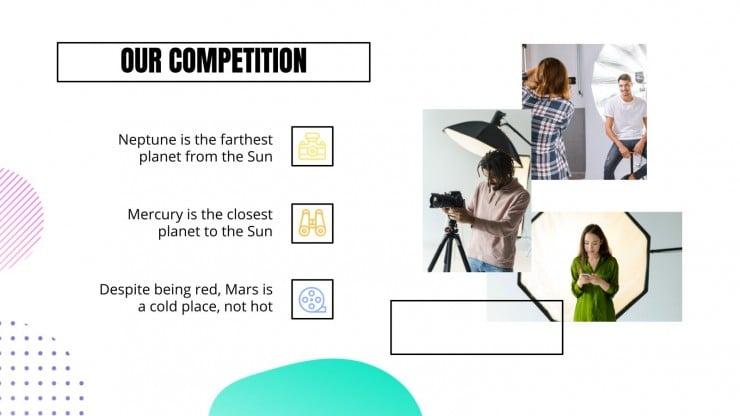 Mois de la photo : Modèles de présentation